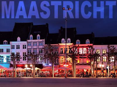 Op stap in Maastricht
